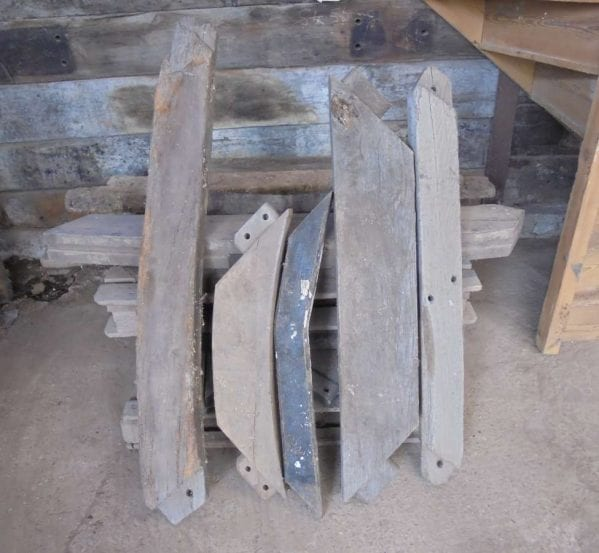 oak braces