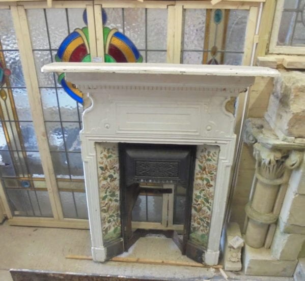 decorative fire surround