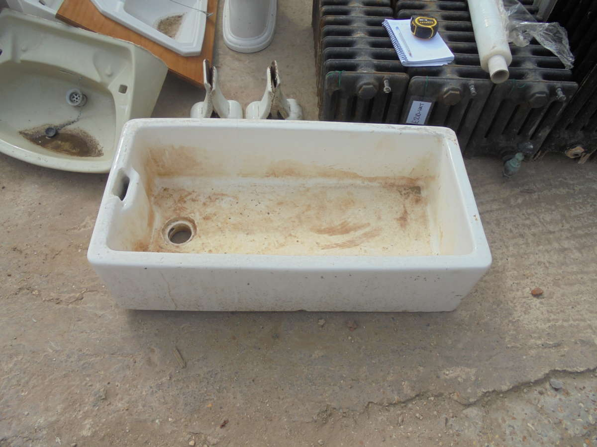 RECLAIMED LARGE BUTLER SINK