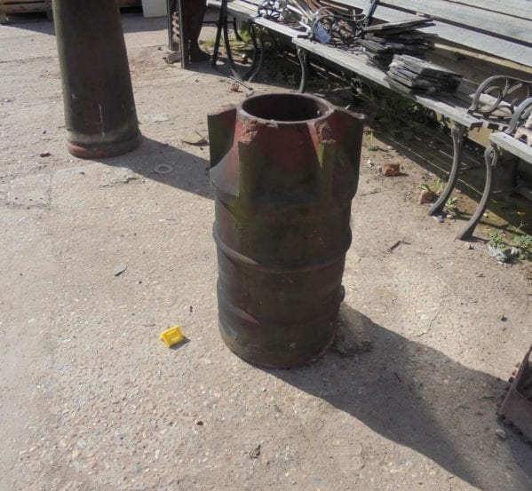 Decorative Chimney Pot