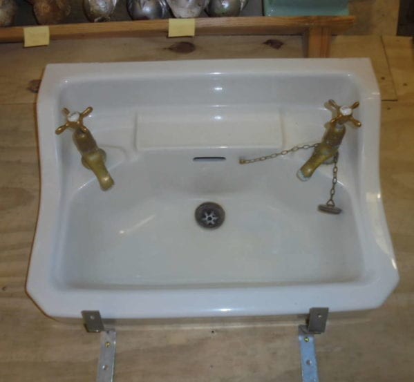 vintage bathroom sink