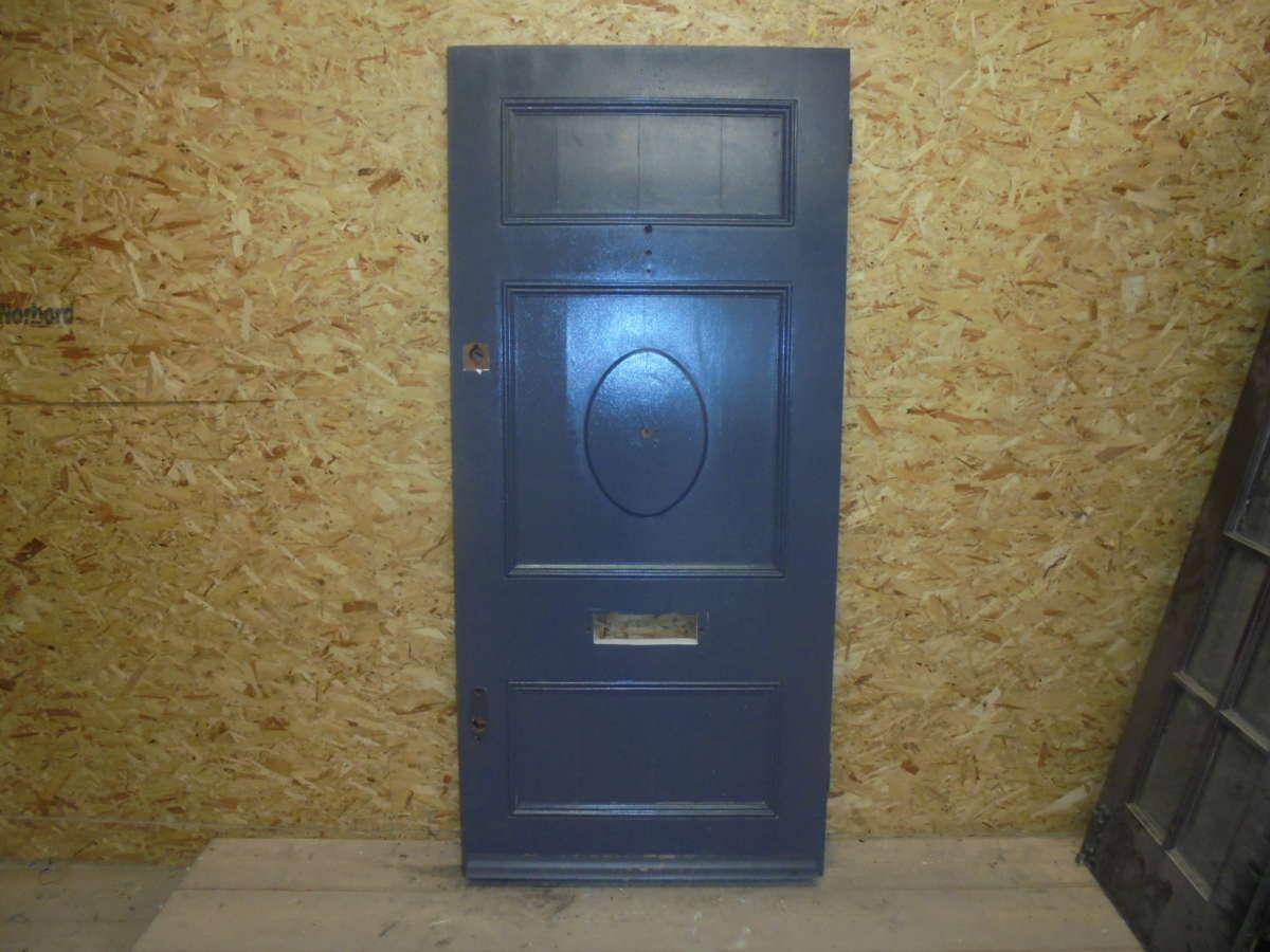 RECLAIMED 3 PANEL FRONT DOOR
