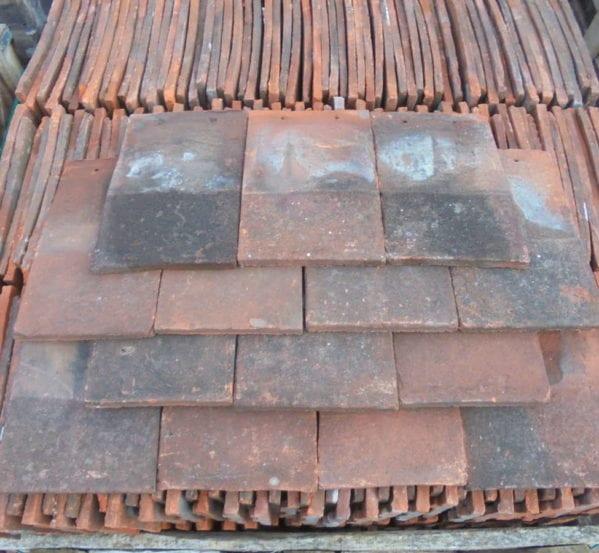 Large Batch Of Handmade Keymer Tiles