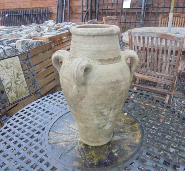 Small Reclaimed Clay Pot