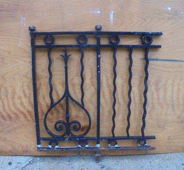 Small Wrought Iron Railings
