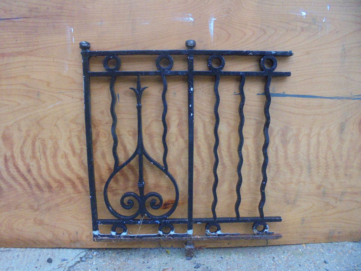 Small Wrought Iron Railings