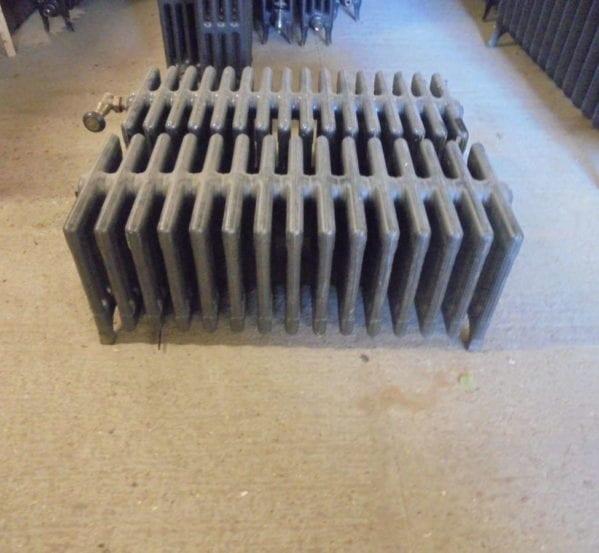 9 bar radiator
