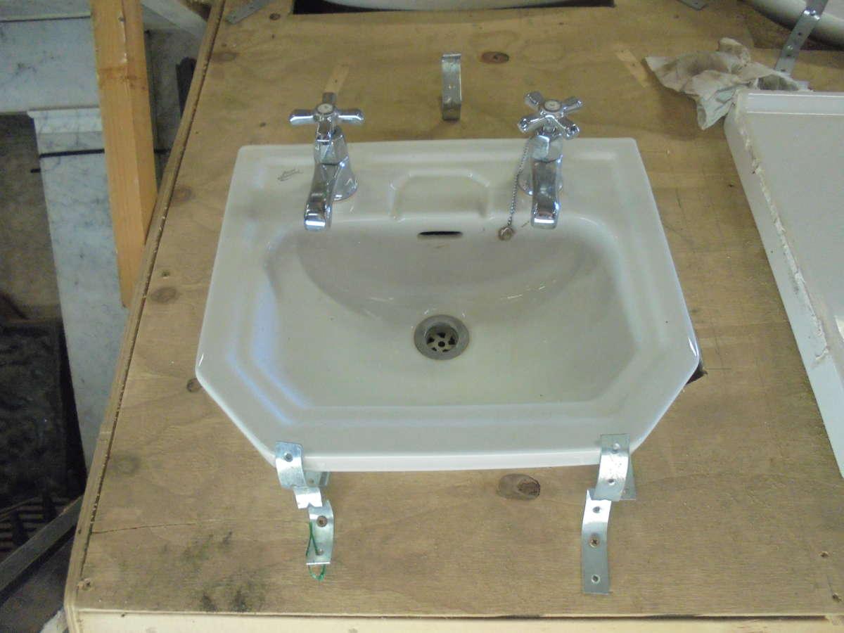 small ideal standard sink