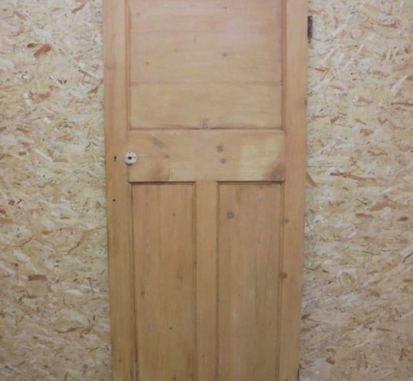 Three Panelled Door (1 over 2)