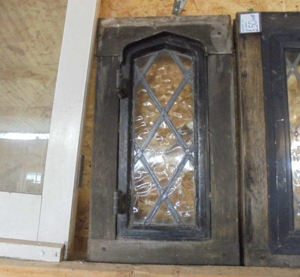 Reclaimed Gothic Styled Single Window