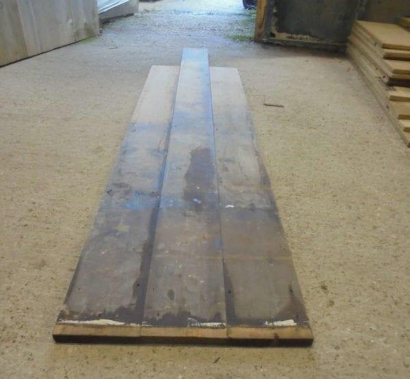 5 3/4 Inch Reclaimed Floorboards