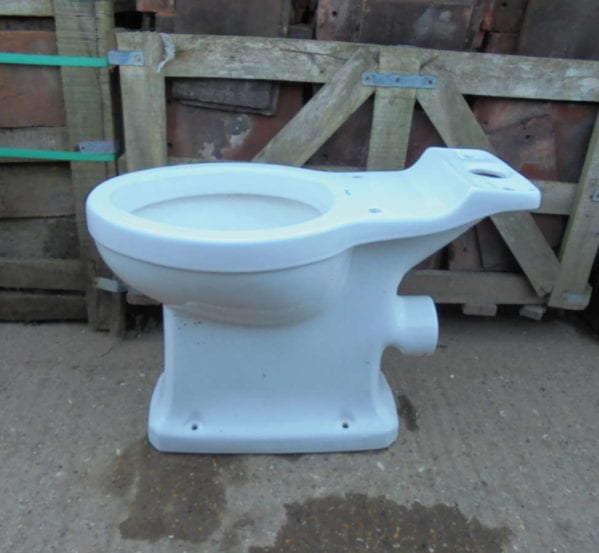RECLAIMED SAVOY TOILET