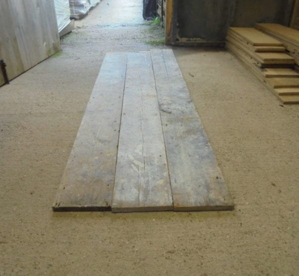 Wide 8 5/8 Inch Reclaimed Floorboards