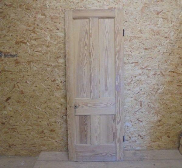 Pedigree Stripped 4 Panel Door
