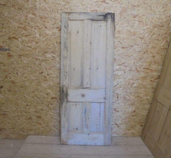 Stripped Relic 4 Panel Door