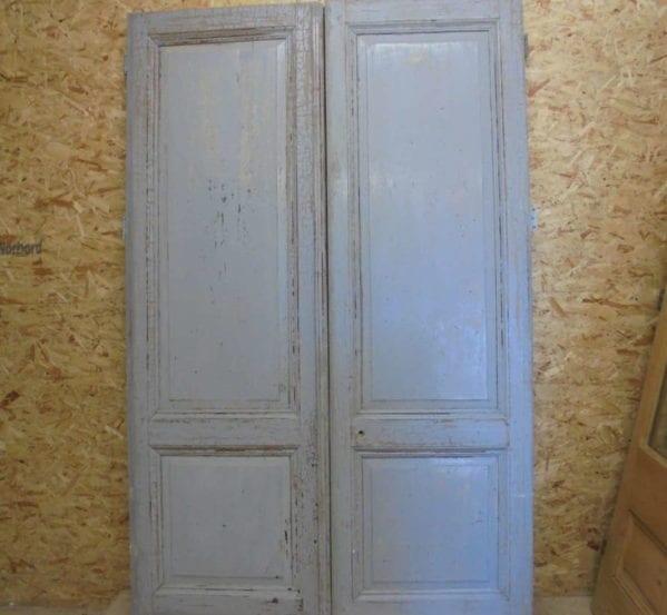 Stunning Pair of Vintage Double Doors