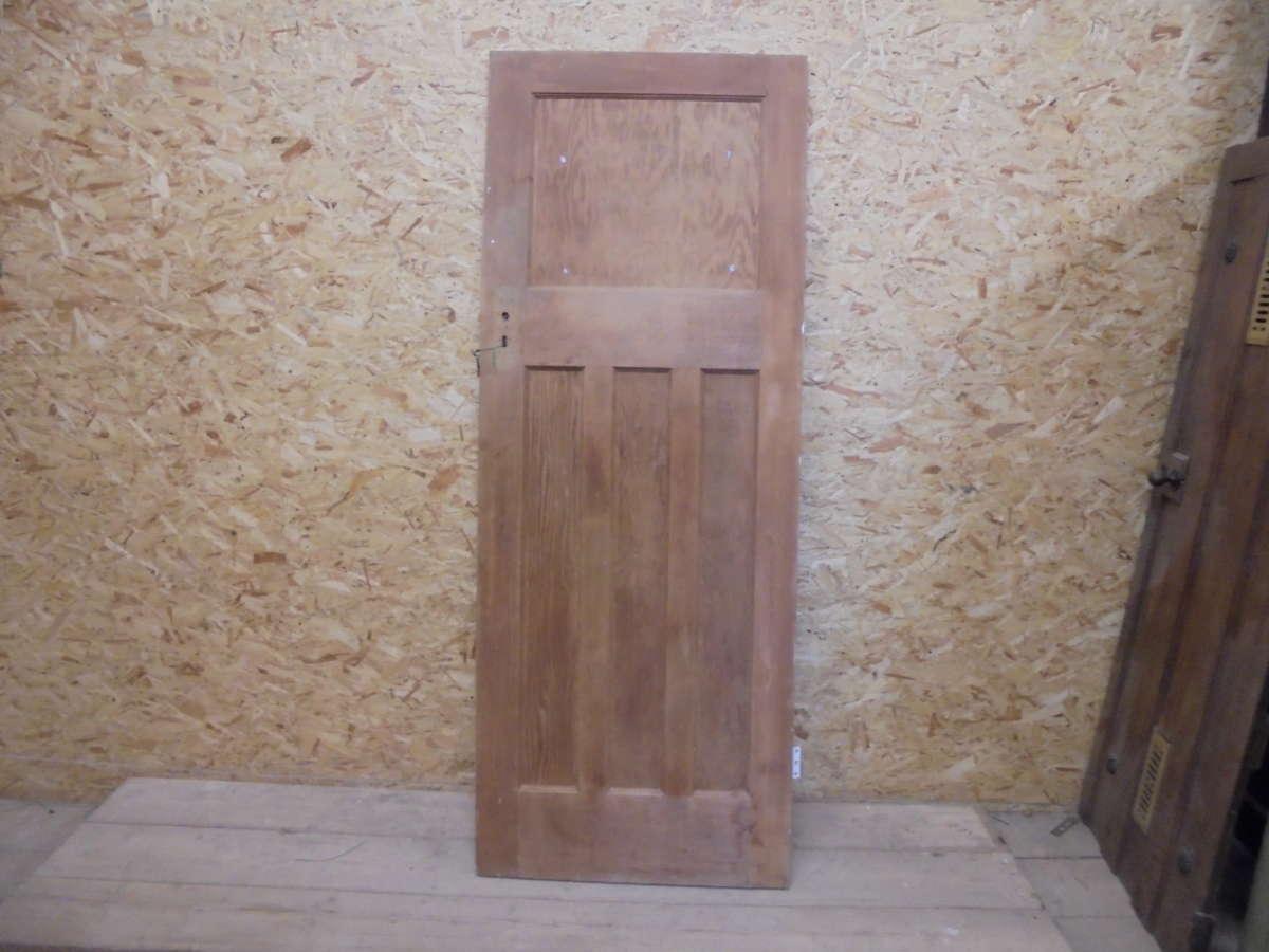 Stripped 1 Over 3 Door (1 of 3)
