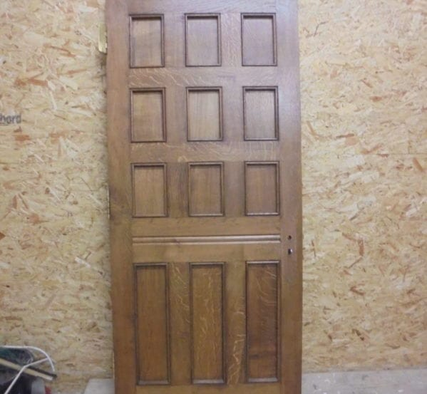 If you would like to ask any questions about this reclaimed oak doors or any other reclaimed doors we have in stock, then please call us at Authentic Reclamation on 01580 201258. Feel free to come and visit our yard in East Sussex and have a browse through our stock. Staff are always available to give you a hand and show you around our stock.