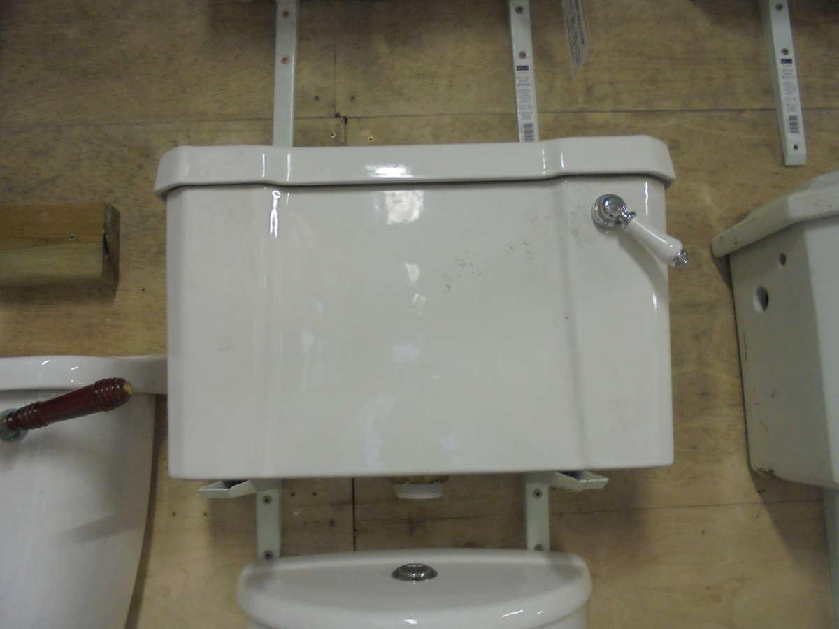 Reclaimed Toilet Cistern