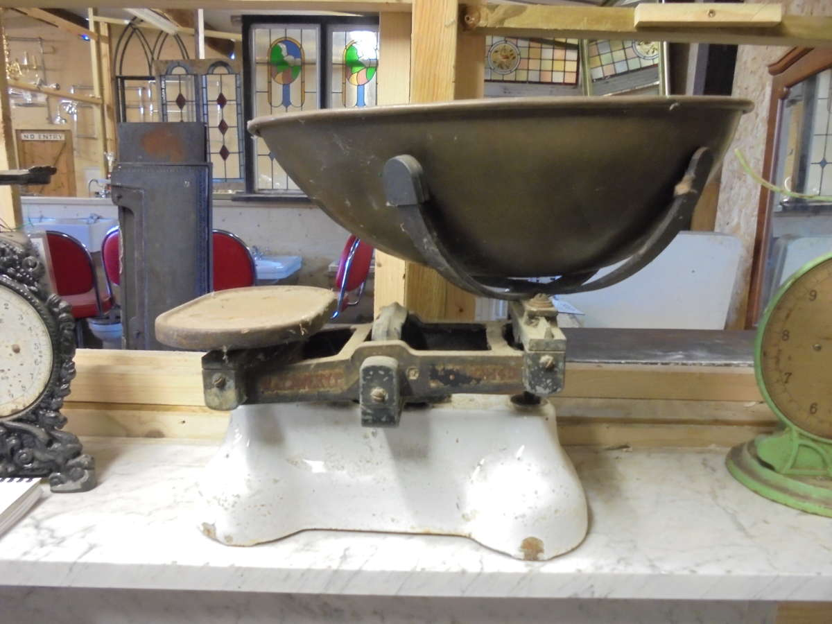 W & T Avery Weighing Scales