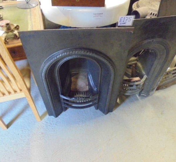 SMALL RECLAIMED FIRE INSERT