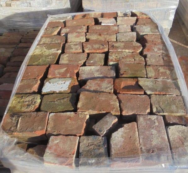Reclaimed Half Brick Batch