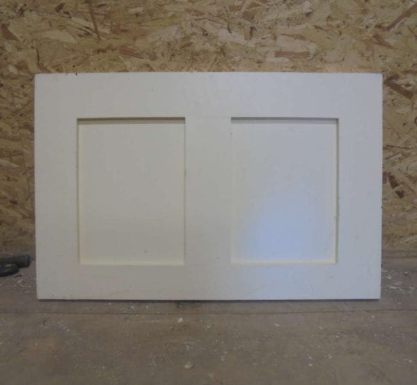 Small White Cupboard Door
