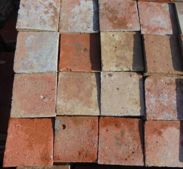 Floor Tiles Terracotta