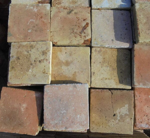 Terracotta French Floor Tiles