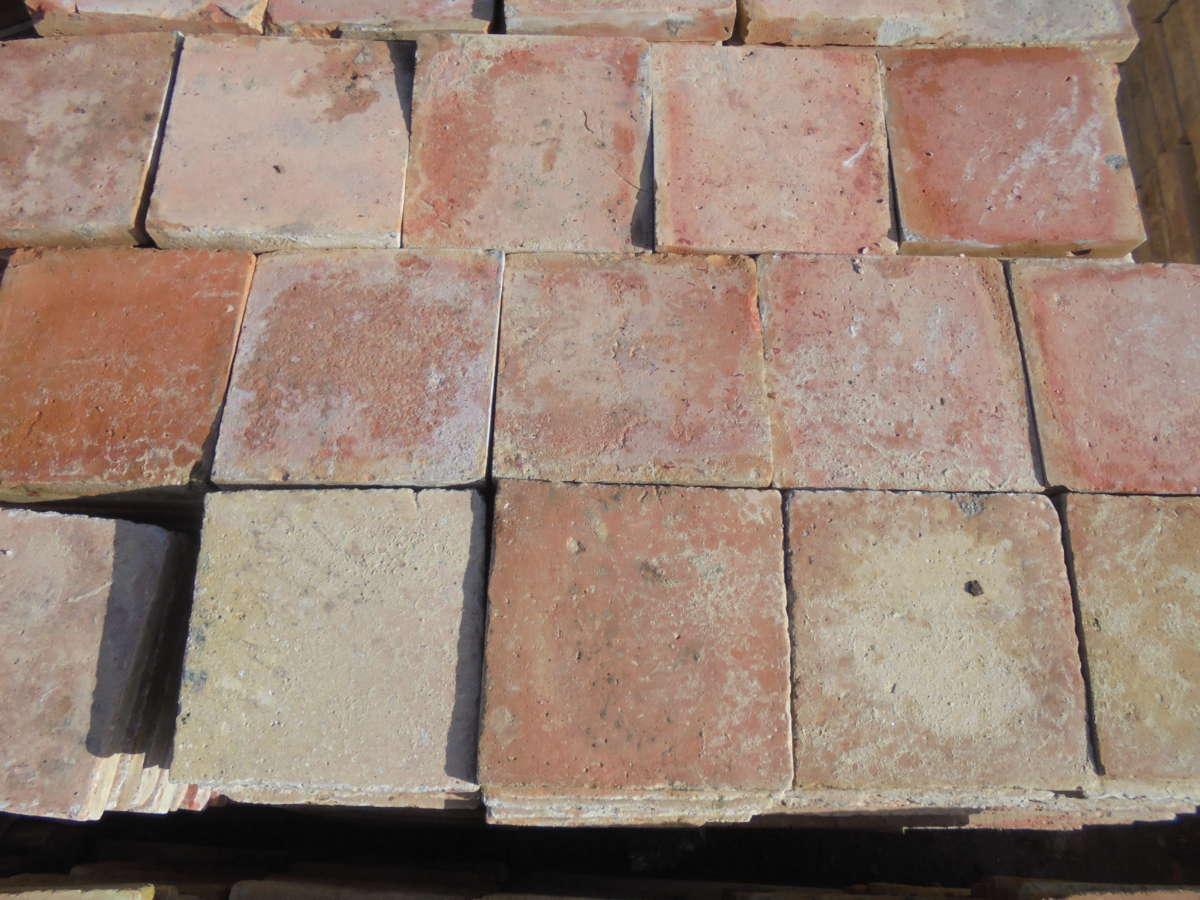 Floor Tiles French Terracotta