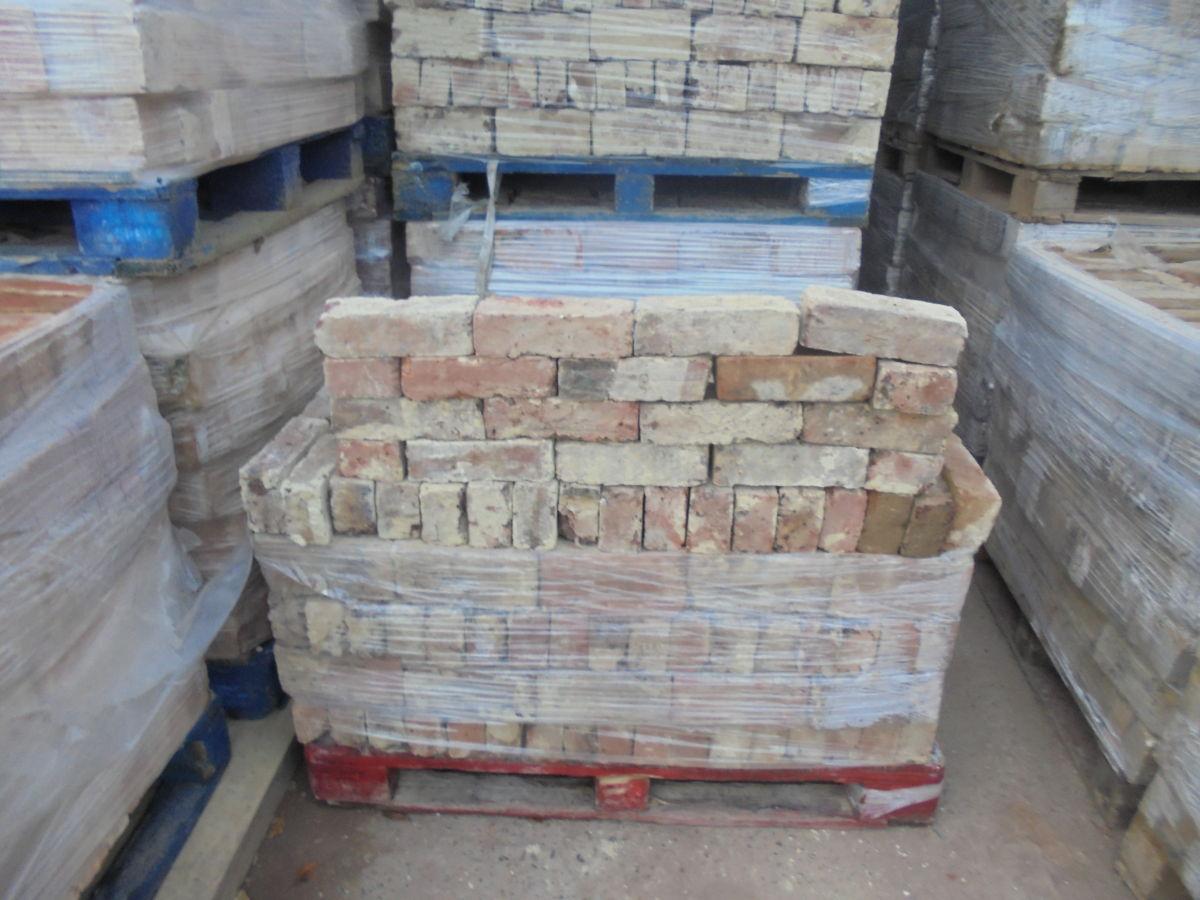 Reclaimed Walling Stock Bricks