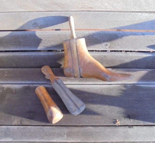 Wooden Cobblers Last