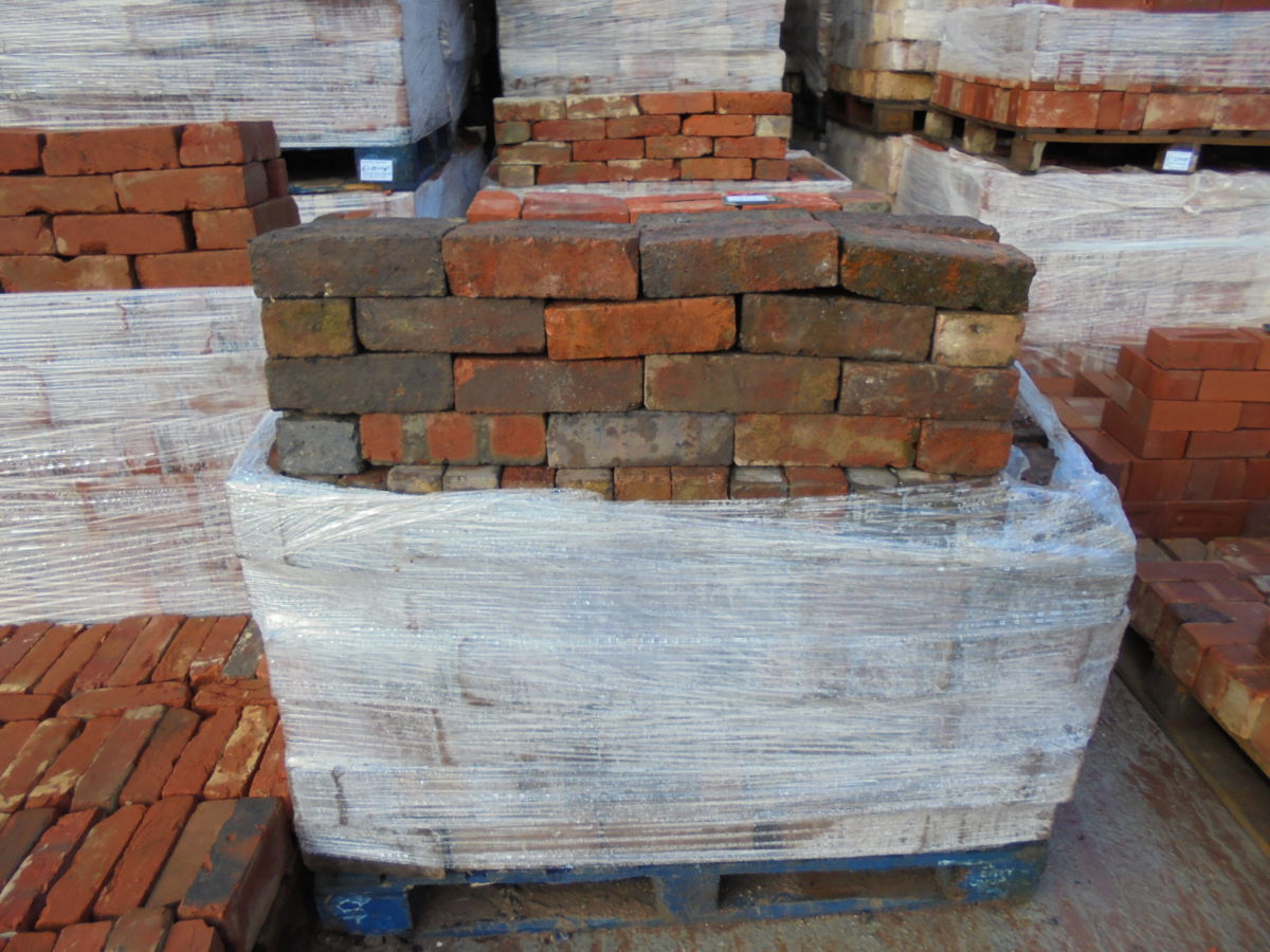 Mixed Wire Cut Bricks