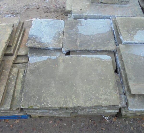 Batch of York Stone