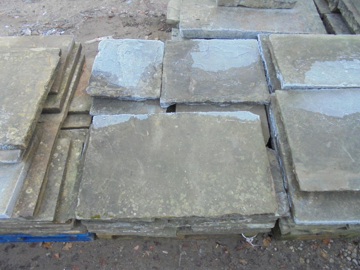 Batch of York Stone