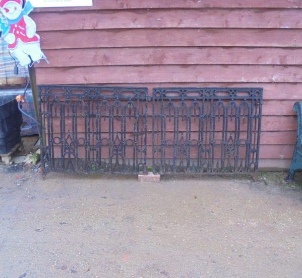 Cast Iron Decorative Gates