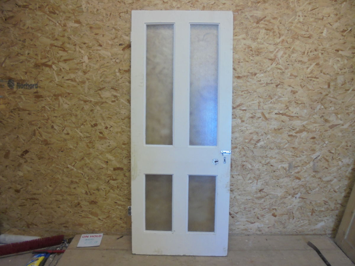 4 Panelled Glazed Door
