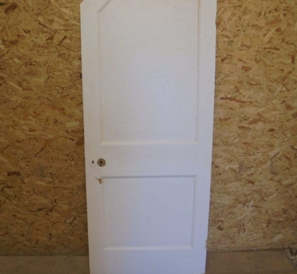 White 4 Panelled Cupboard Door