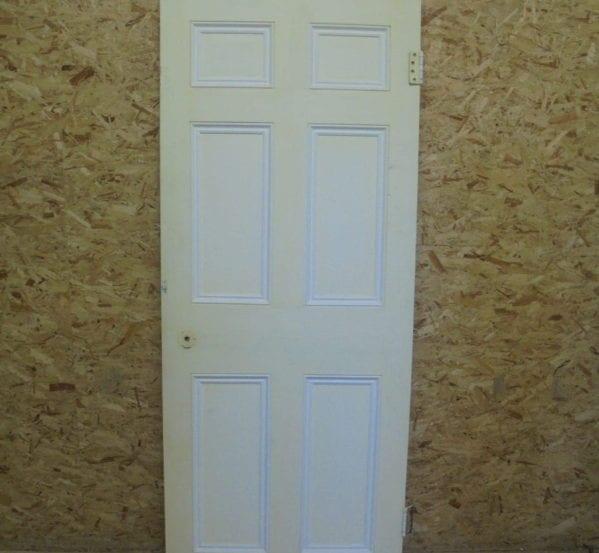 4 Panelled/6 Panelled Door