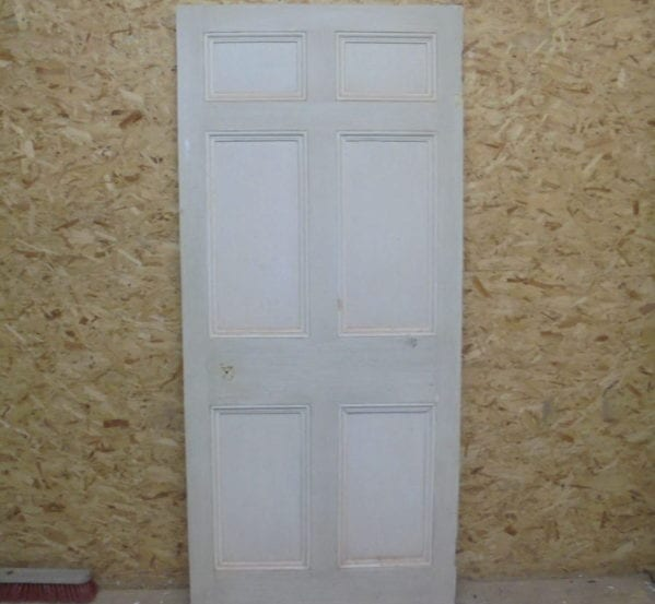 Smart 6 Panelled Painted Door