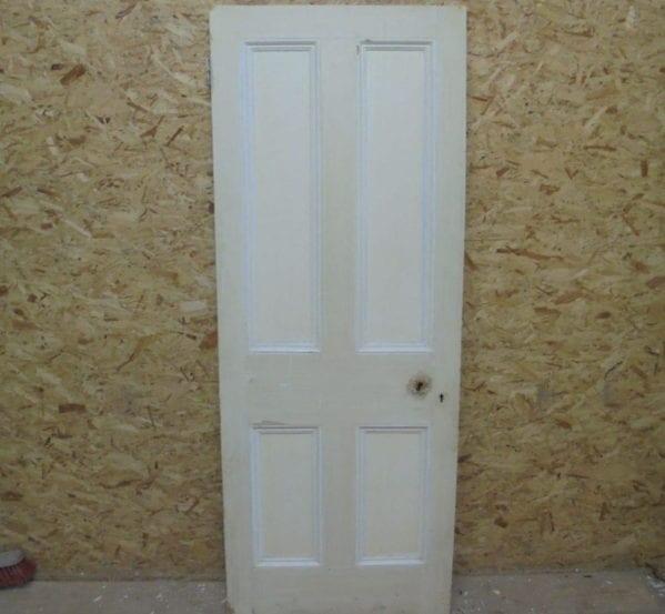 4 Panel Inlaid Door