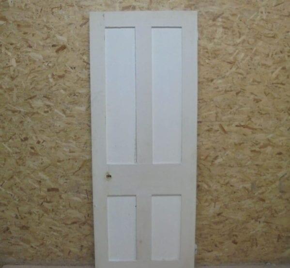 Cream Painted 4 Panel Door