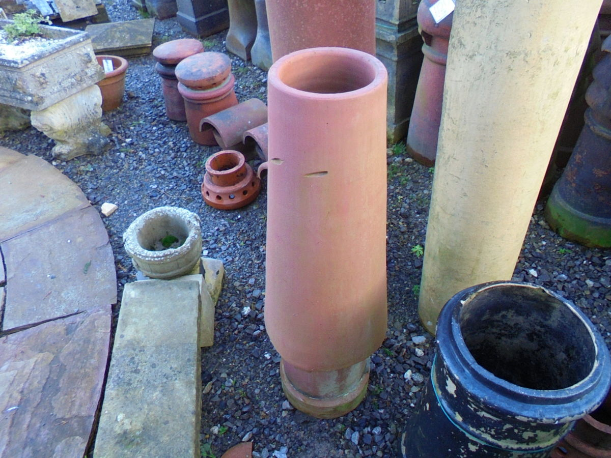 Large Vortex Chimney Pot