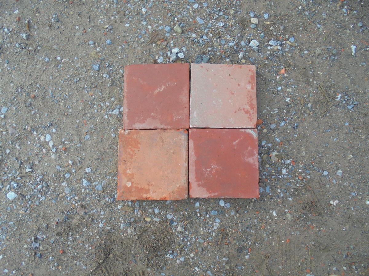 Georgian Quarry Tiles