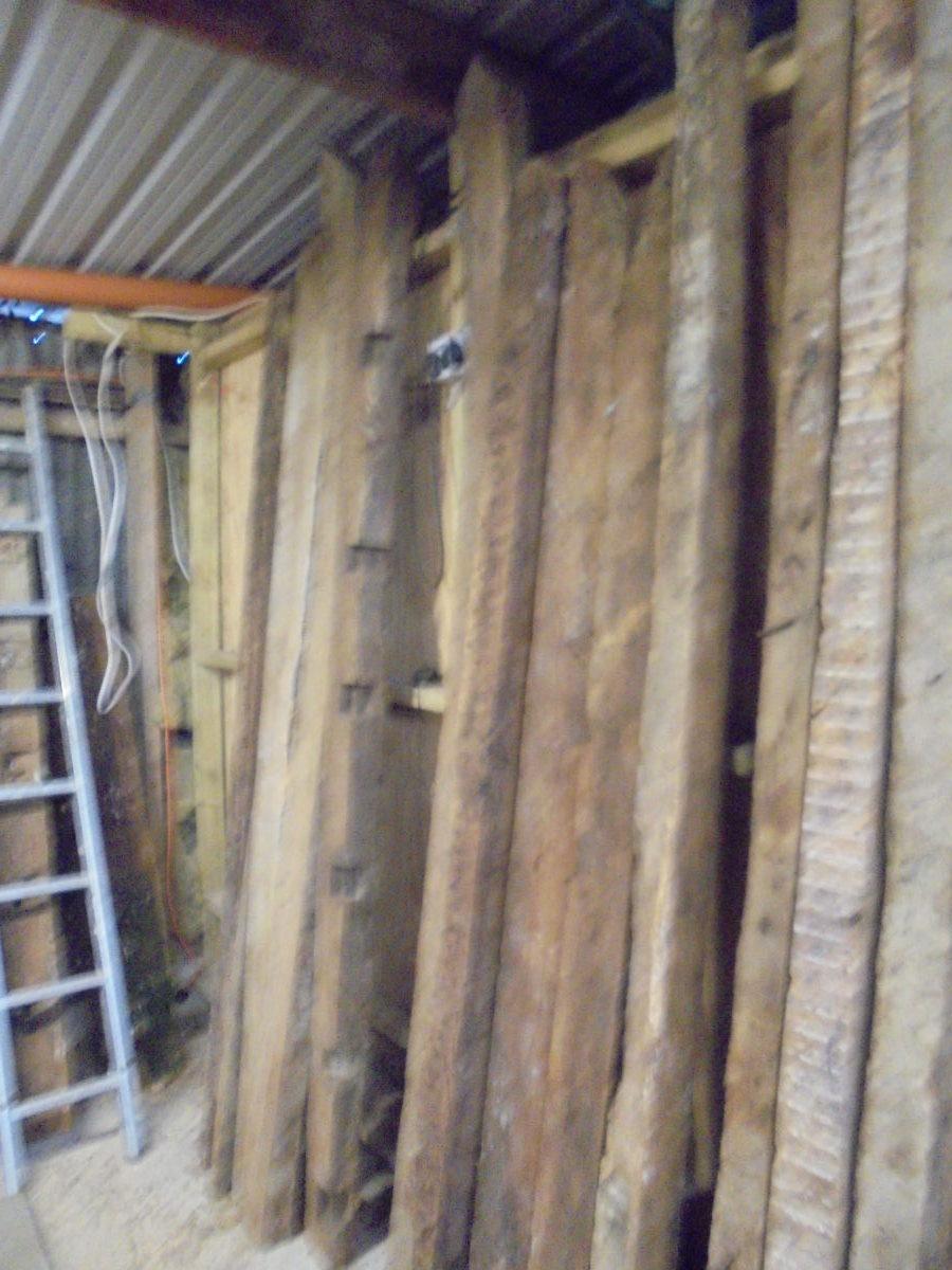 Oak Rafters Reclaimed Batch