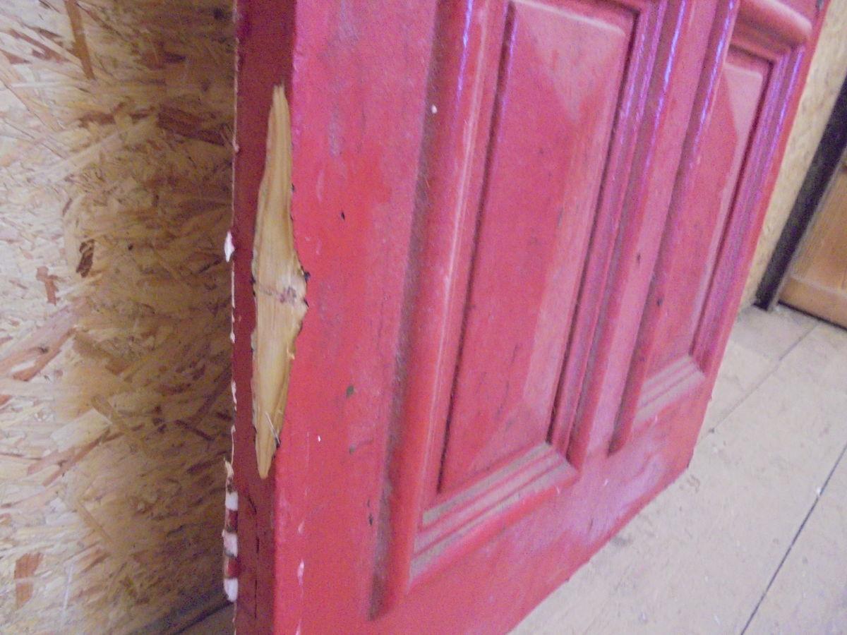 Big Red Front Door