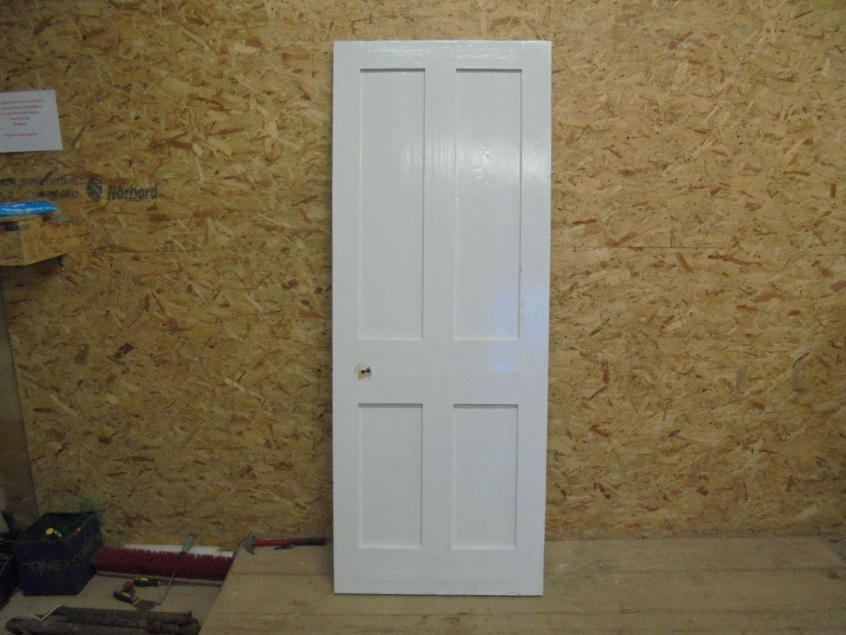4 Panelled Painted Deluxe Door