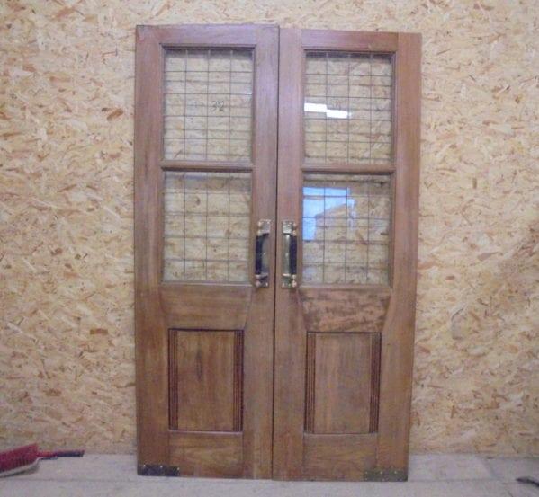 Oak Pub Doors