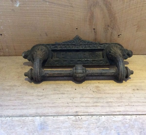 Victorian Letterbox & Handle
