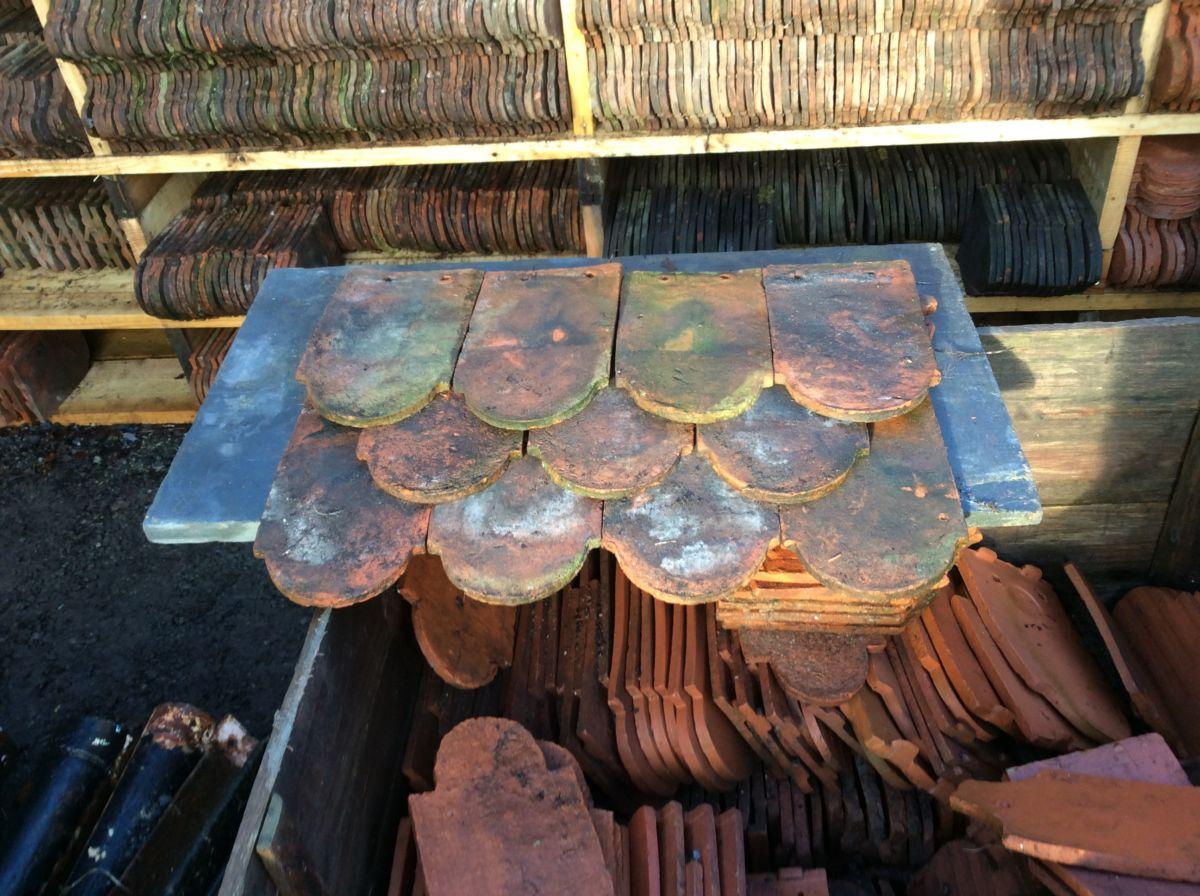 Weathered Reclaimed Handmade Club Tile